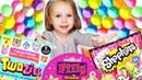 SHOPKINS пони FILLY и куколки TWOZIES МНОГО СЮРПРИЗОВ в коробке с 10 000 разноцветных орбизов ✪✪✪