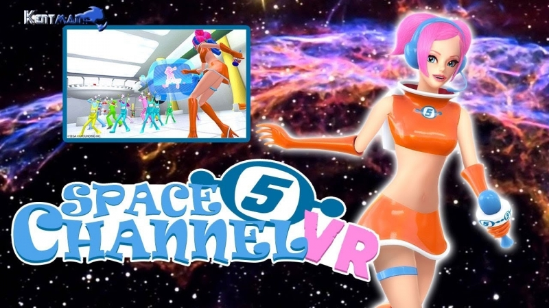 PSVR Space Channel 5 VR GAMECLUB Хабаровск