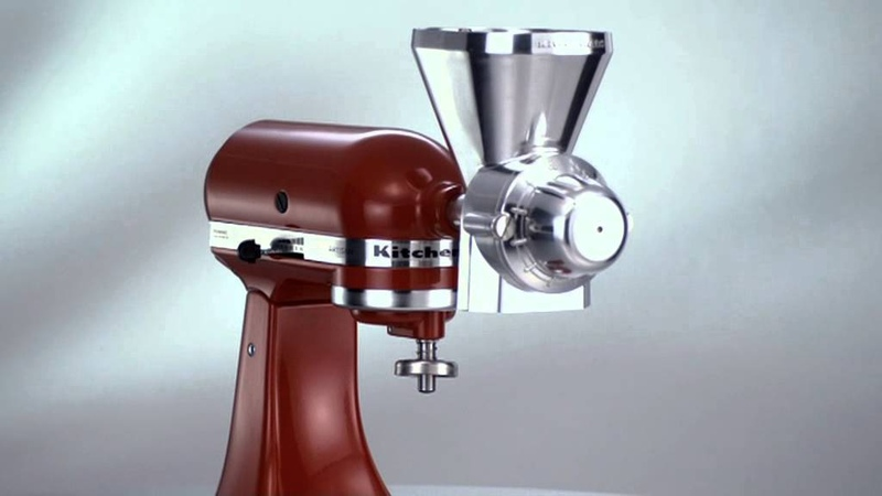 Artisan KitchenAid Attachments - www.aolcookshop.co.uk