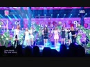 Fromis_9(프로미스나인) - LOVE BOMB @인기가요 Inkigayo 20181021
