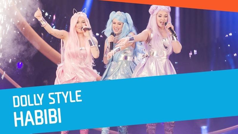 Dolly Style Habibi