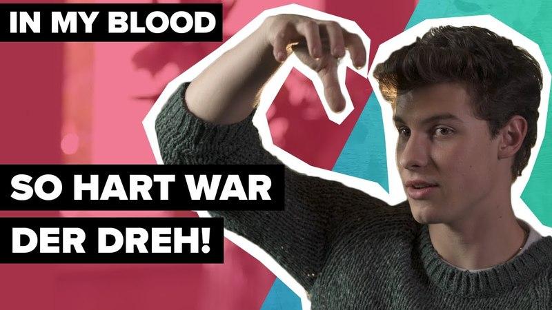 In My Blood Musikvideo Shawn Mendes verrät So hart war der Dreh DAS Geheimnis steckt dahinter