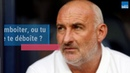 Quand François Ciccolini, entraîneur du Stade Lavallois, menace un journaliste de France Bleu