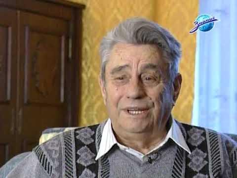 Воспоминания ветерана артиллериста Героя Советского Союза - 20 фильм