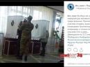 Небывалая явка военных в Хабаровске. После голосования личный состав показывает бюллетень командиру, потом бросает в урну.
