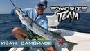 Favorite Team Морская рыбалка в США Часть 2 Атака акул