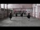 ГОСэкзамен по народному танцу дробные выстукивания