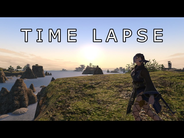 XIV Time Lapse Find Your Dance Eorzea