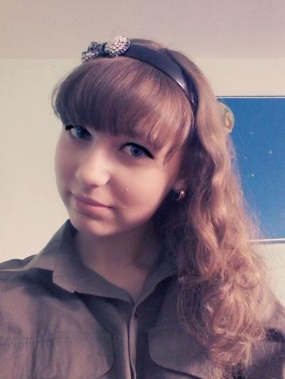 Анна Золотых, 26 августа 1997, Челябинск, id202379807