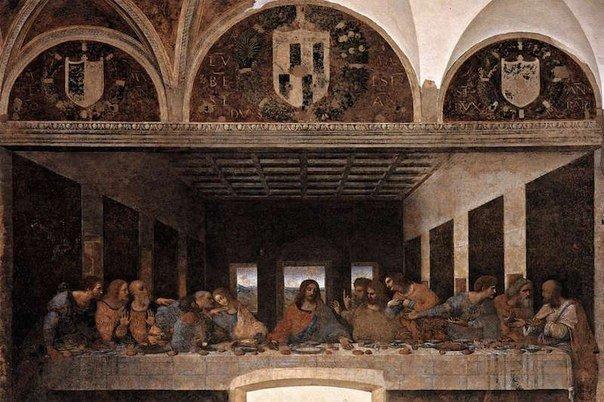 "Загадки и секреты  ""Тайной вечери"" Леонардо да Винчи."