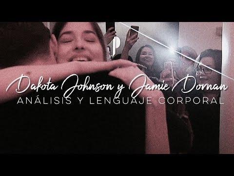 Dakota Johnson Jamie Dornan - Lenguaje Corporal y analisis parte II