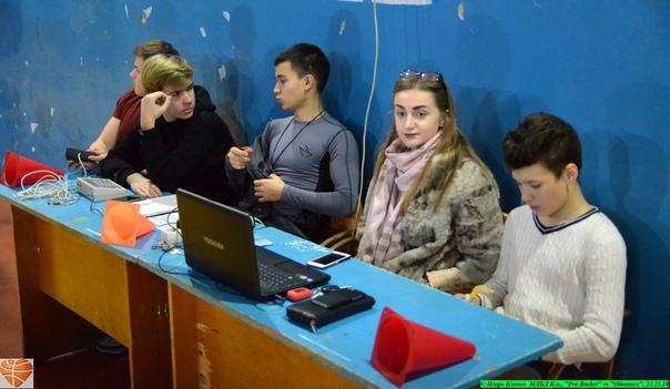 "МЛБЛ К.о., ""Pro Basket"" vs ""Обнинск"", 23.11.18"