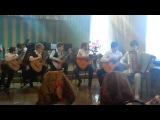 Концерт в Музыкальной школе №1.Город Губкин.Ансамбль гитаристов.Сальвадор Дали