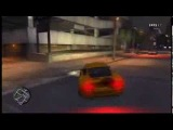 PLAYSTATION 3 GRAND THEFT AUTO IV PS Home gameplay from pinnacle 340e sound line-in microphone