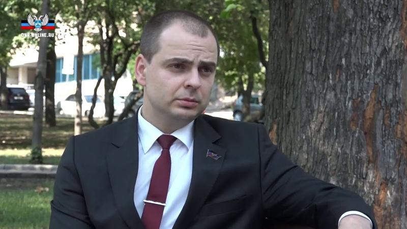 Александр Костенко: Вооруженные Силы ДНР соблюдают режим тишины согласно Минским договоренностям