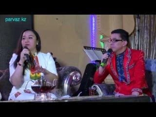 Презентация альбома Санийям Исмаил - Менин исмим уйгур кизи.