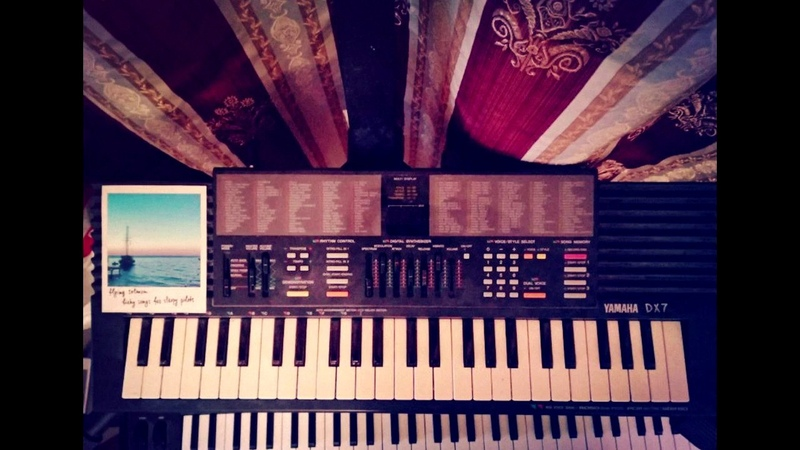 Flying Salmon - Magic Forest (no fx version) on Yamaha PSS-390