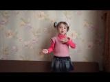 Алина Французова читает стихотворение Что такое День Победы (автор - Андрей Усачёв)