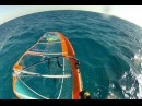 Windsurfing in hurghada GoPro