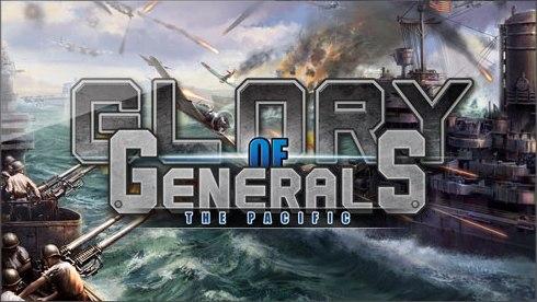 Скаяать  Glory of Generals :Pacific HD для android