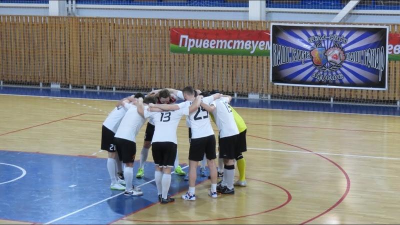 2019/01/05, таварыскі матч, Автострой - Red Bisons - 3:6 (агляд матча)
