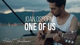 Joan Osborne - ONE OF US acoustic guitar cover Accompaniment by Pavel Stepanov