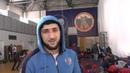 Бронзовый призёр М Т Аланы Халил Аминов