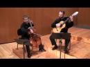 Dúo Bagatela: La Musica Notturna di Madrid. Passacalle (Luigi Boccherini)