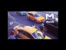 Пьяный таксист сбивает мексиканских болельщиков в центре Москвы. Видео с камер. Видео группы вк «Mash». . . 16 июня в центре Мос