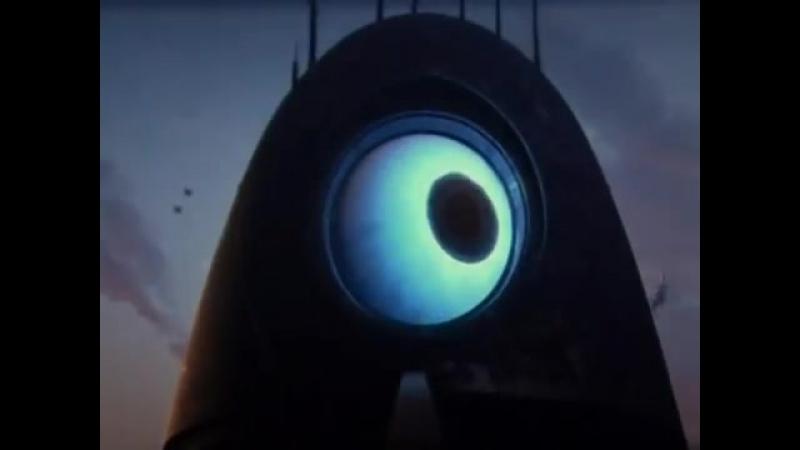 Клип к мультику 'монстры против пришельцев'.mp4