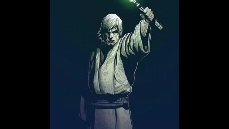 Luke Skywalker, Grand Master of the New Jedi Order Tribute