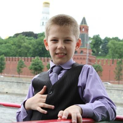 Даня Ботченко, 19 июля 1997, Москва, id214061523
