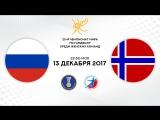 Гандбол. Норвегия - Россия. 1/4 финала. Чемпионат мира 2017. Женщины
