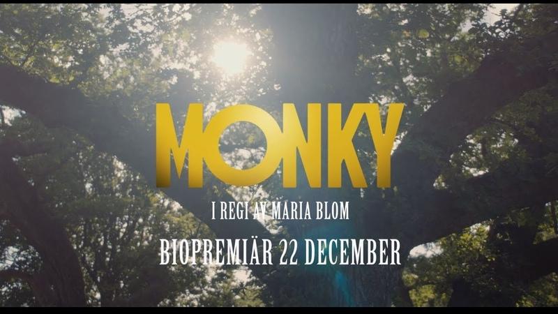MONKY - årets stora svenska familjefilm | Officiell trailer | Biopremiär julen 17