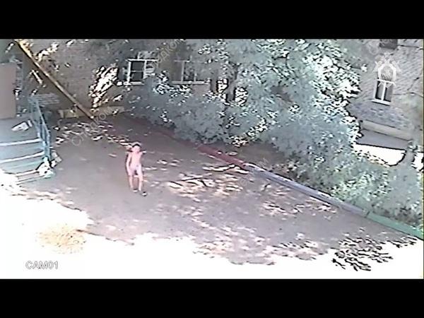Падение малыша из окна в детском саду в Астрахани