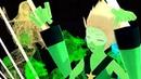 Peridot having fun with Holograms (Luvoratory song)