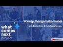 Young Changemaker Live Panel with Darren Criss Franchesca Ramsey | Clorox
