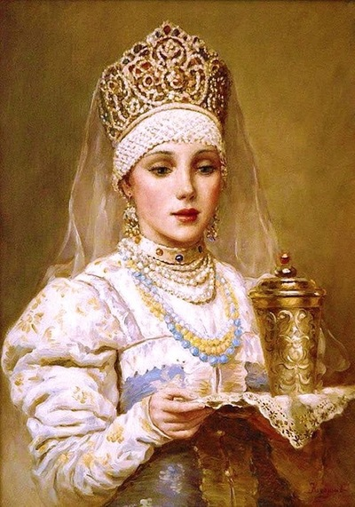 Натали Михайлова-Белая