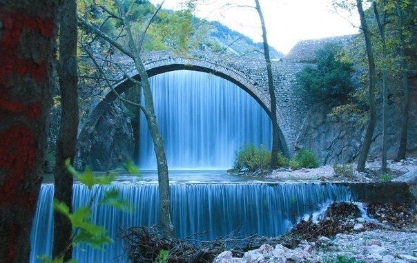 Местечко Палеокарья, Греция