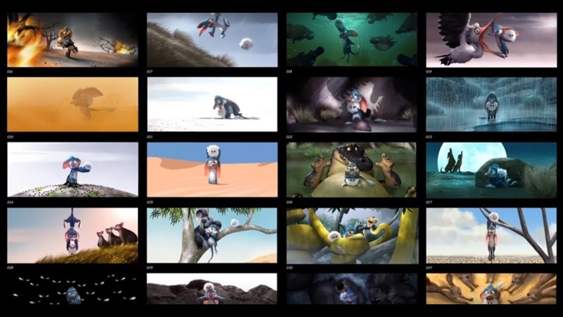 Montage: The Making of DreamWorks Animation's BILBY