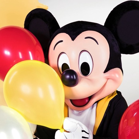 """Mickey Mouse on Instagram: """"Mickey's 90th Spectacular is going to be poppin'! 🎈Tune into @abcnetwork November 4 to celebrate Mickey90!"""""""
