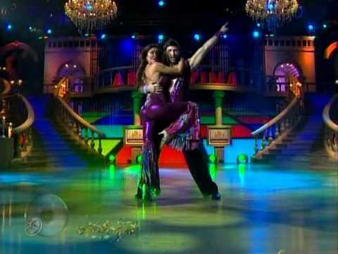 Disco Argentina: Valeria Archimó y Leandro Nimo (Bailando por un Sueño 2CMB 16-05-10)
