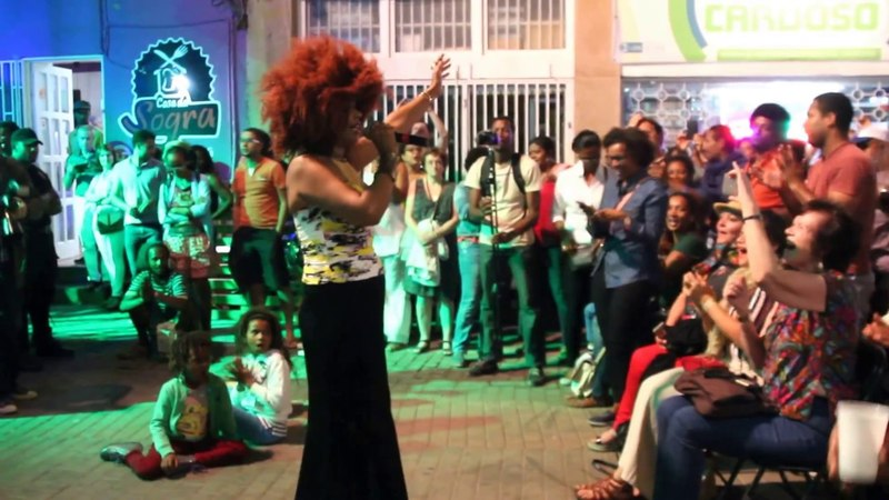 Sodade by Fantcha ShowCase @Atlantic Music Expo AME Praia- Cabo Verde April 11, 2017