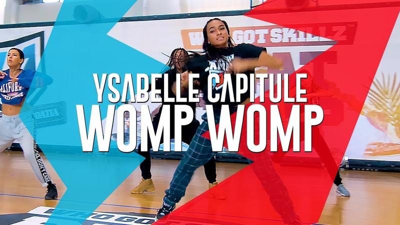 YSABELLE CAPITULE I Womp Womp I WhoGotSkillz Beat Camp 2018 | Danceproject.info