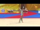 Александра Солдатова - лента (финал) Чемпионат Мира 2018, София