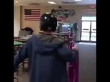 SLED GANG bowling sledding XD