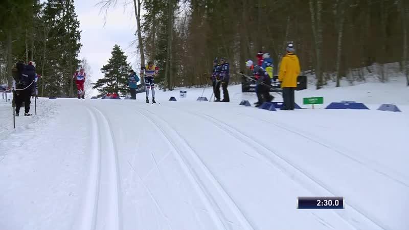 Ski World Cup 2018-2019. Otepää Estonia Sprint .Classic