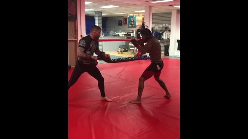 Сол Роджерс продолжает подготовку к Bellator 200