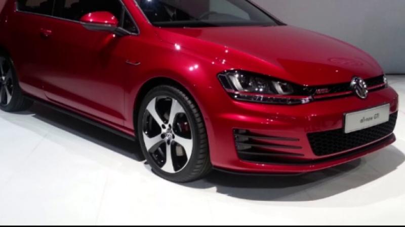 2019 VW GTI