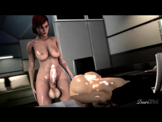Me futa trailer (mass effect)
